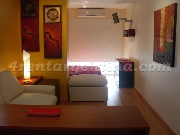 Ayacucho and Sarmiento I: Apartment for rent in Buenos Aires