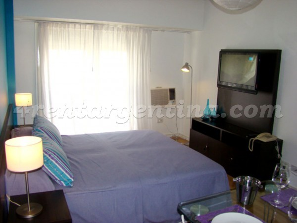 Guido and Junin VII: Apartment for rent in Recoleta