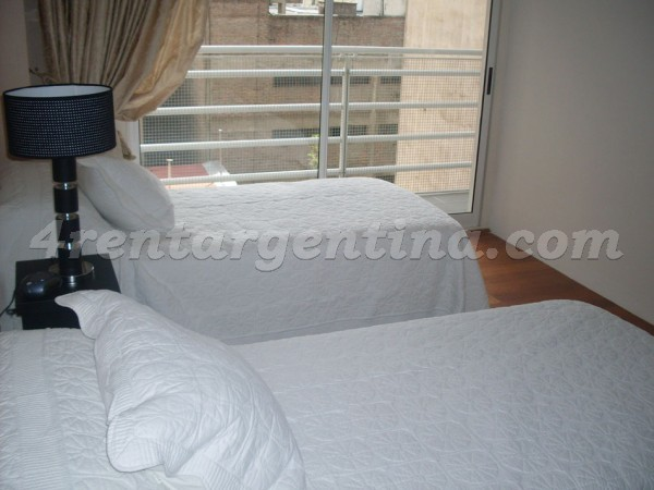 Apartment Arenales and Aguero - 4rentargentina