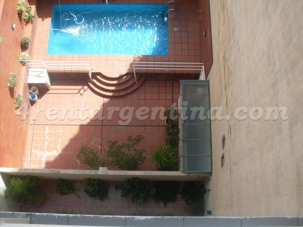 Arenales and Aguero: Apartment for rent in Buenos Aires
