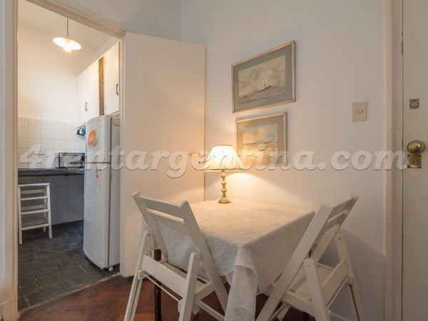 Apartment Guido and Ayacucho - 4rentargentina