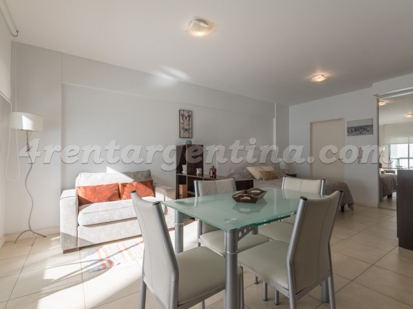 Beruti and Oro: Apartment for rent in Buenos Aires