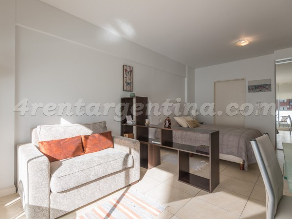 Apartment Beruti and Oro - 4rentargentina