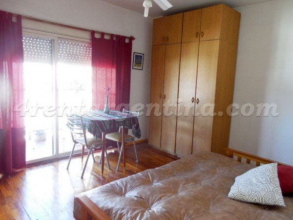 Accommodation in Almagro, Buenos Aires