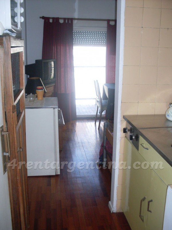 Corrientes and Gascon VI: Apartment for rent in Almagro