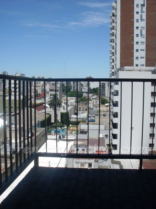 Corrientes and Gascon VI: Furnished apartment in Almagro