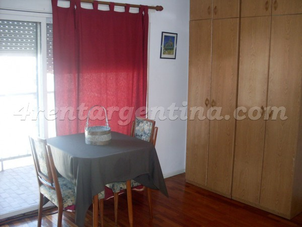 Apartment Corrientes and Gascon VI - 4rentargentina