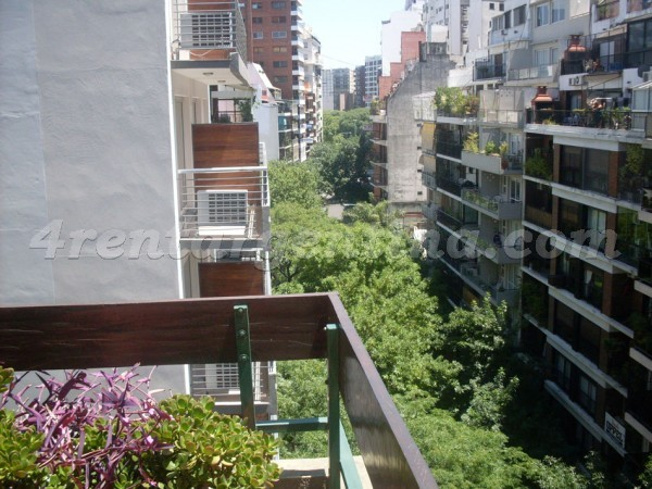 Apartment Soldado de la Independencia and Teodoro Garcia - 4rentargentina