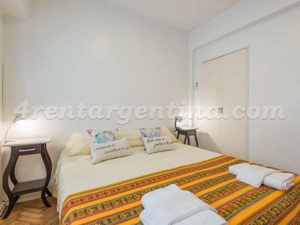 Valentin Gomez and Paso: Apartment for rent in Abasto