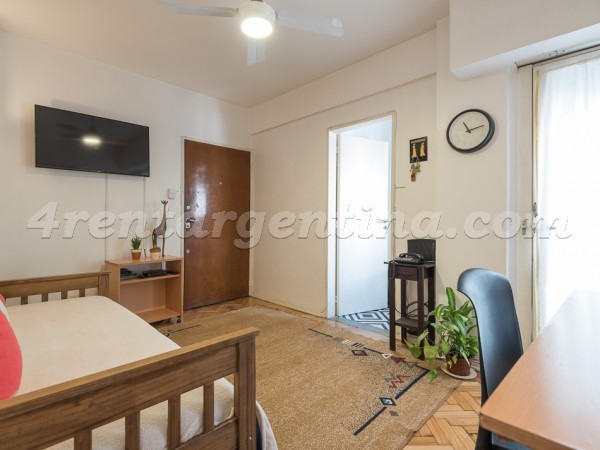 Valentin Gomez and Paso, apartment fully equipped