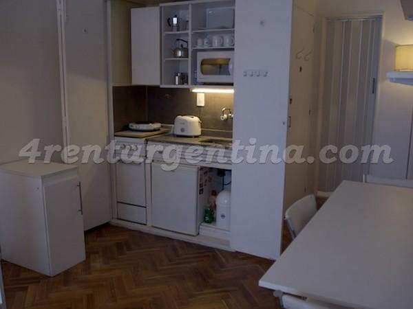 Apartamento Pueyrredon e Santa Fe - 4rentargentina