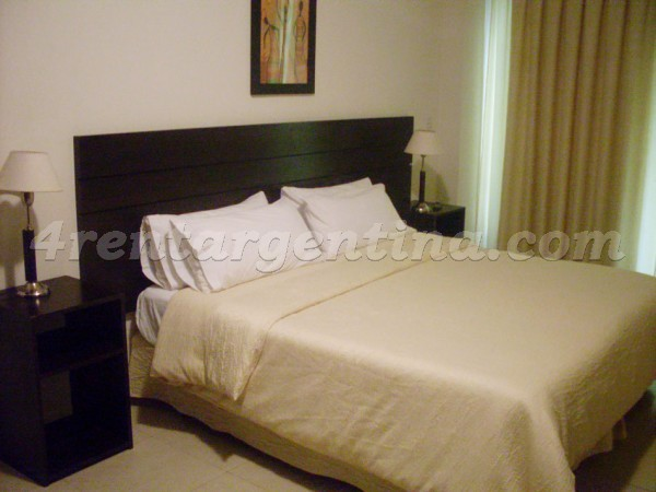 Arenales and Callao II: Apartment for rent in Recoleta