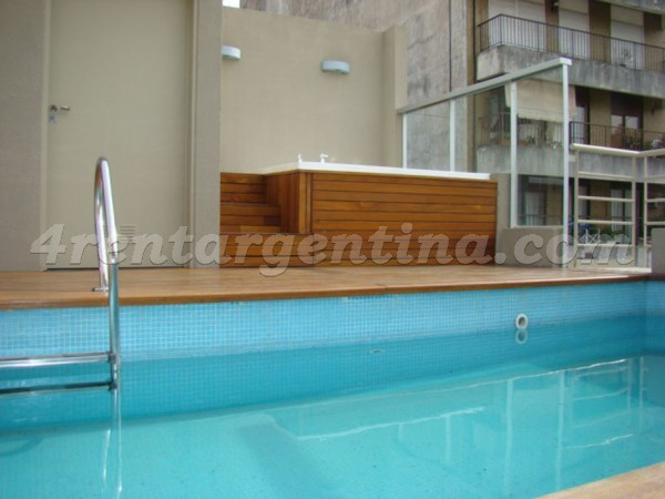 Arenales and Callao II: Apartment for rent in Buenos Aires