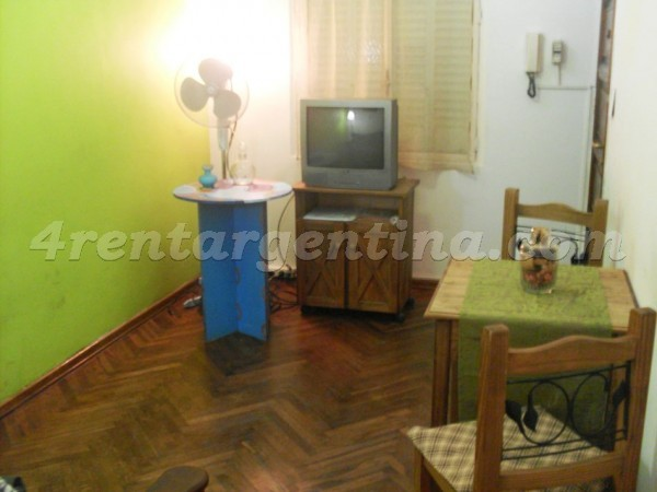 Corrientes and Suipacha III: Apartment for rent in Downtown