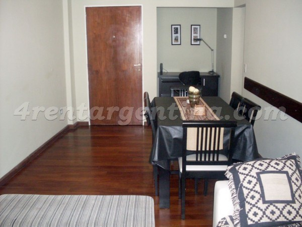 Apartment Vicente Lopez and Pueyrredon VII - 4rentargentina