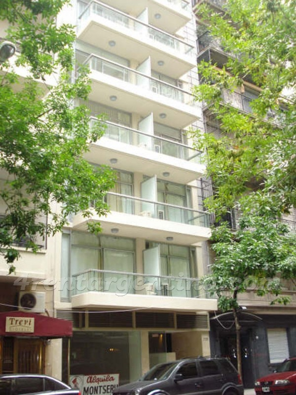 Arenales and Callao III: Apartment for rent in Recoleta