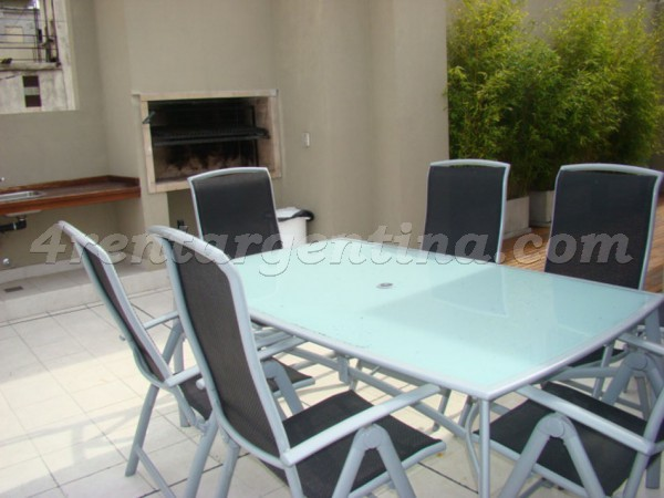 Arenales and Callao III, apartment fully equipped