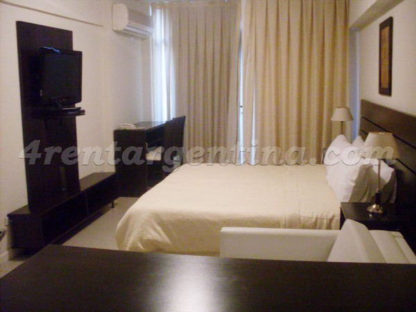 Arenales and Callao IV: Furnished apartment in Recoleta