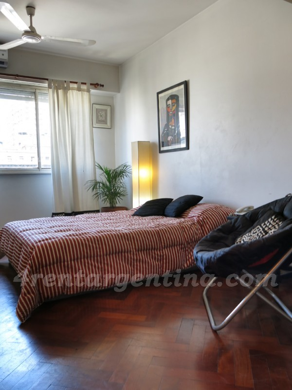 Corrientes and Suipacha II: Apartment for rent in Buenos Aires