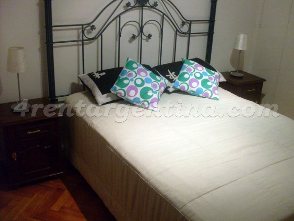 Senillosa et Rivadavia, apartment fully equipped