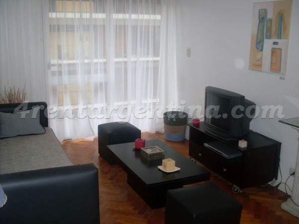 Senillosa and Rivadavia, apartment fully equipped