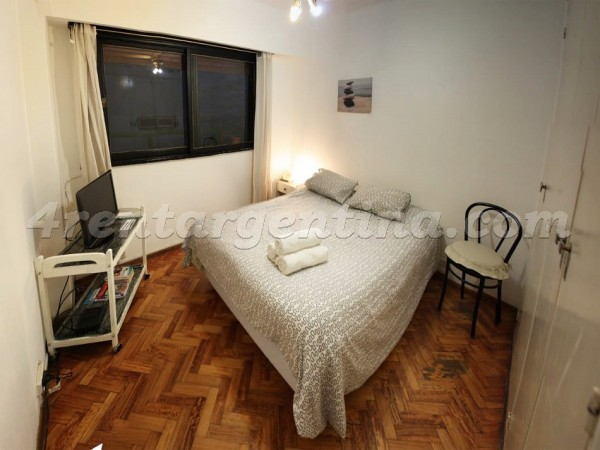 Apartment Bulnes and Las Heras - 4rentargentina