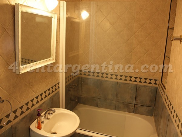 Charcas and Fitz Roy I: Apartment for rent in Palermo