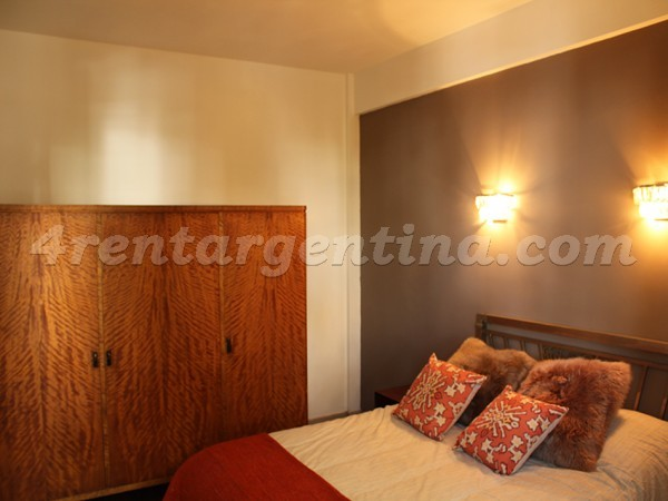 Charcas and Fitz Roy I: Apartment for rent in Buenos Aires