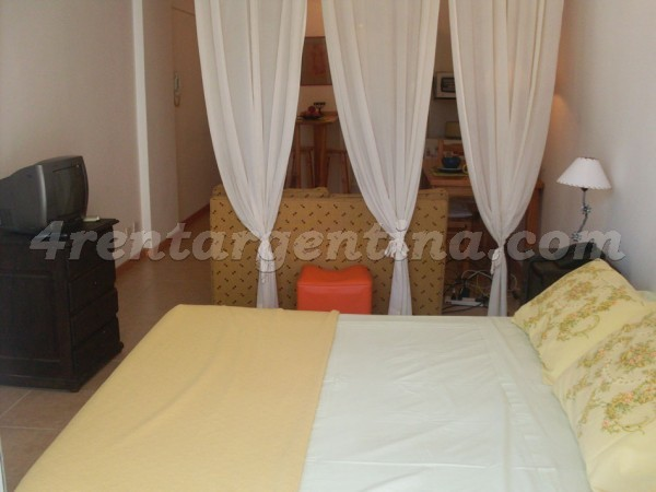 Vidt and Santa Fe II: Apartment for rent in Palermo