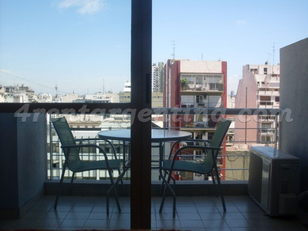 Callao and Tucuman: Apartment for rent in Downtown