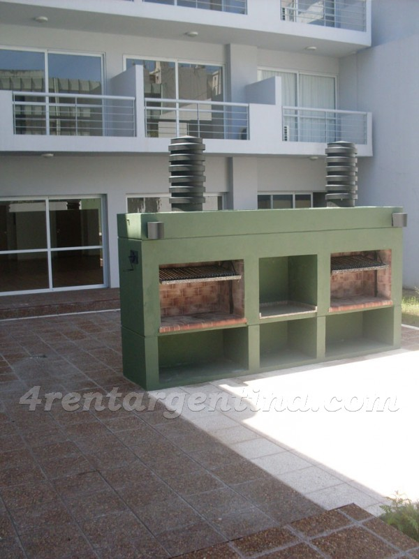 Callao and Tucuman, apartment fully equipped