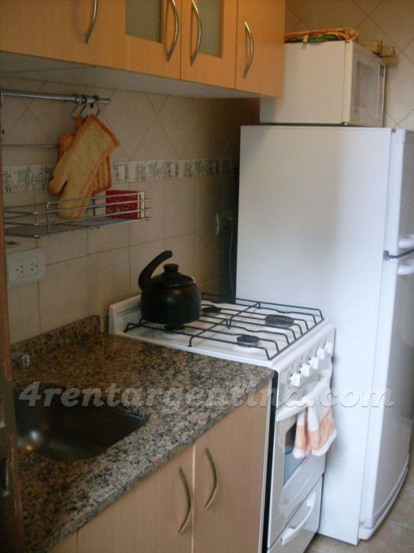 Tucuman et San Martin II: Apartment for rent in Downtown