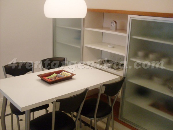 Gurruchaga and Santa Fe: Apartment for rent in Palermo