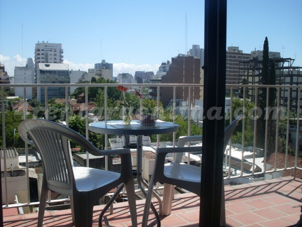 Apartment Campos Salles and Vuelta de Obligado - 4rentargentina