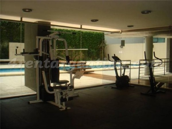 Juncal and Oro I, apartment fully equipped