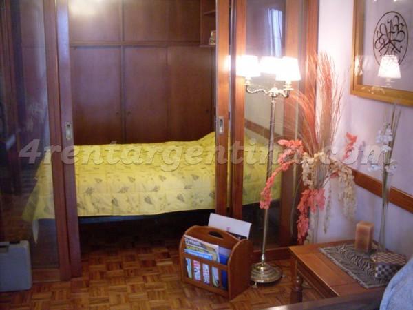 Apartamento Billinghurst e Paraguay I - 4rentargentina