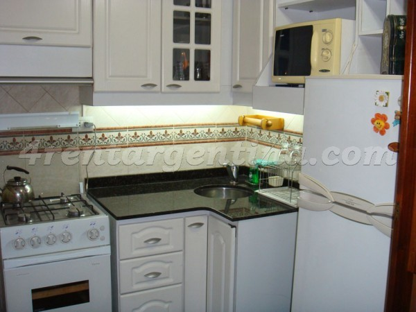 Billinghurst et Paraguay I: Apartment for rent in Palermo