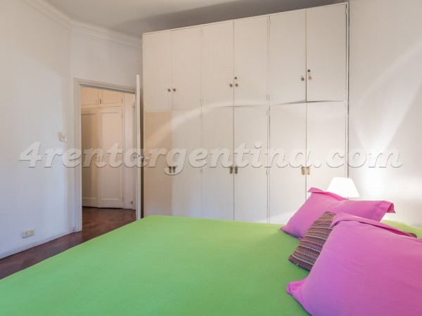 Thames and Paraguay: Apartment for rent in Palermo