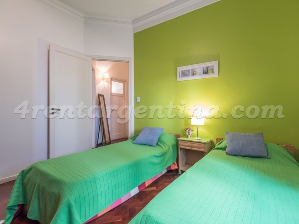 Thames and Paraguay: Apartment for rent in Buenos Aires