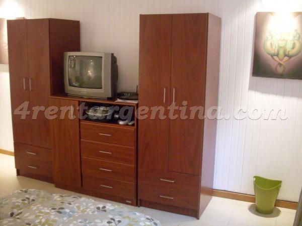 Apartamento Gutierrez e Pueyrredon - 4rentargentina