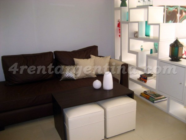 Coronel Diaz et Cabello, apartment fully equipped