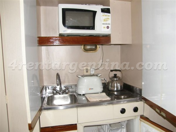Corrientes and Esmeralda XIII: Furnished apartment in Downtown