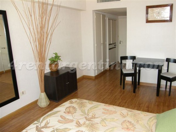 Corrientes and Esmeralda XIII: Apartment for rent in Downtown