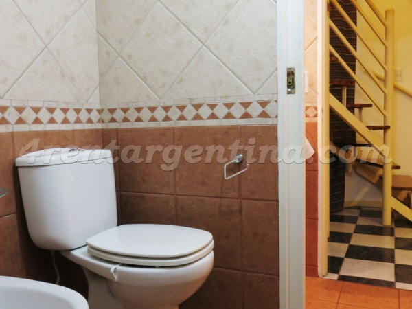 H. Yrigoyen and Piedras I: Apartment for rent in Downtown