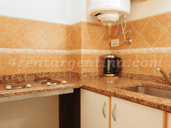 Apartment H. Yrigoyen and Piedras I - 4rentargentina
