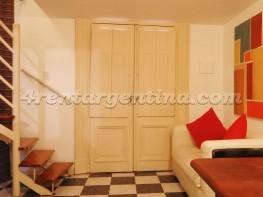 Apartamento H. Yrigoyen e Piedras I - 4rentargentina