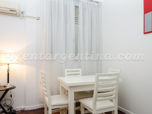 3 de febrero and Federico Lacroze I: Apartment for rent in Buenos Aires