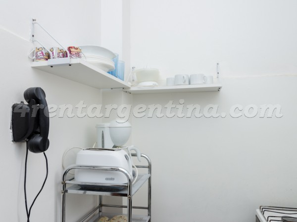 3 de febrero et Federico Lacroze I, apartment fully equipped