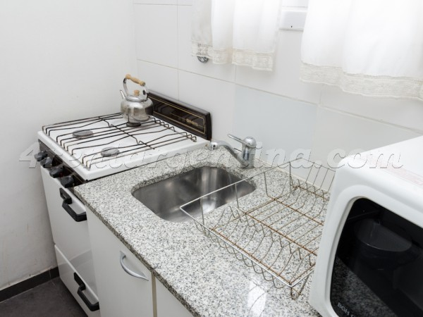 3 de febrero et Federico Lacroze I: Apartment for rent in Buenos Aires