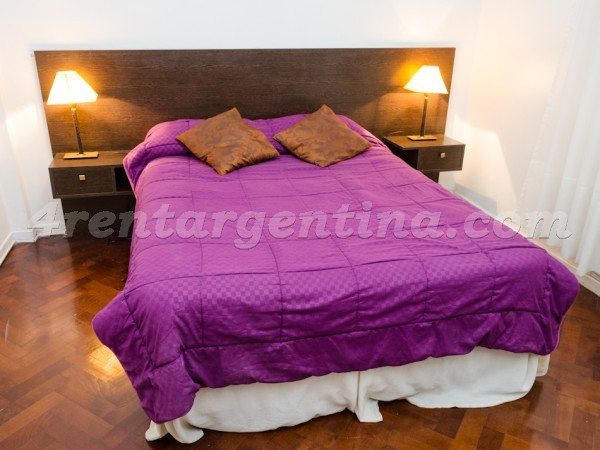 3 de febrero and Federico Lacroze I: Apartment for rent in Belgrano